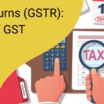 Types of GST Returns